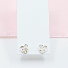 Load image into Gallery viewer, Horse & Heart Earrings