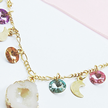 Load image into Gallery viewer, Colour Moon Necklace