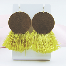 Load image into Gallery viewer, Bohemian Fringe Earrings