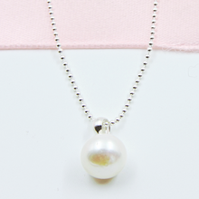 Load image into Gallery viewer, Pearl Earring & Necklace - Separate or set