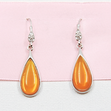 Load image into Gallery viewer, Retro Drop Earrings (Various Colours)
