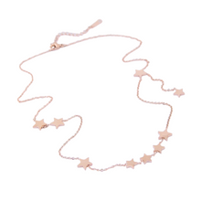 Load image into Gallery viewer, Multi Star Necklace