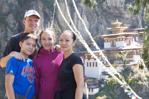 Bhutan/ Twenty Years in the Making