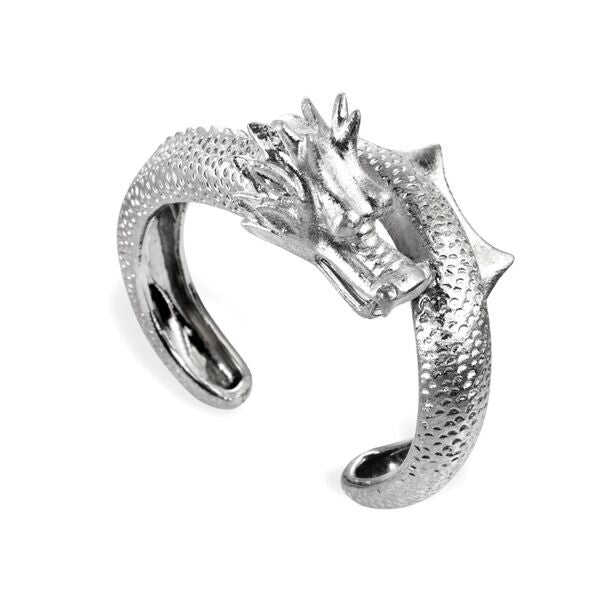 Dragon With Tail Cuff - brush