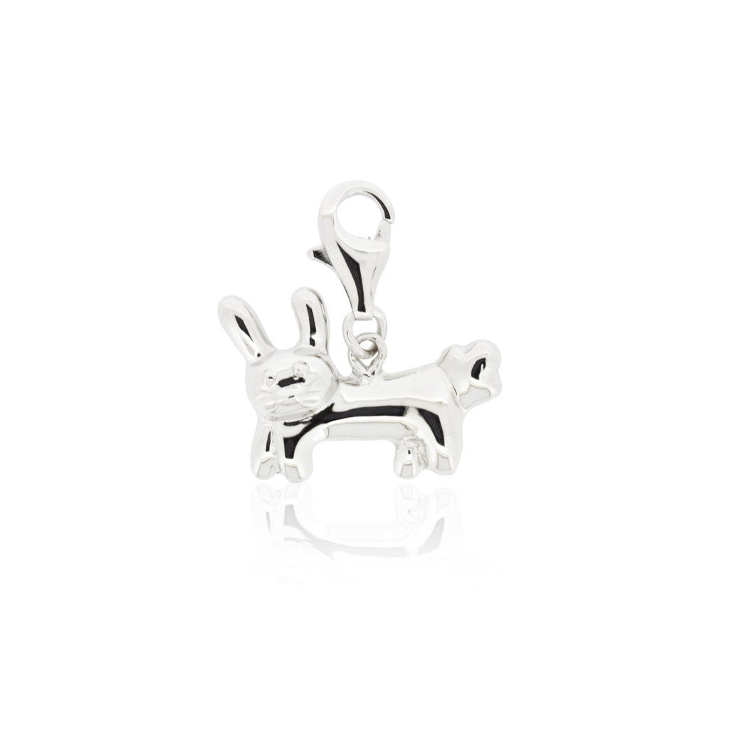 Mimi Too Character Bracelet  Charms - Sterling Silver - Bunny