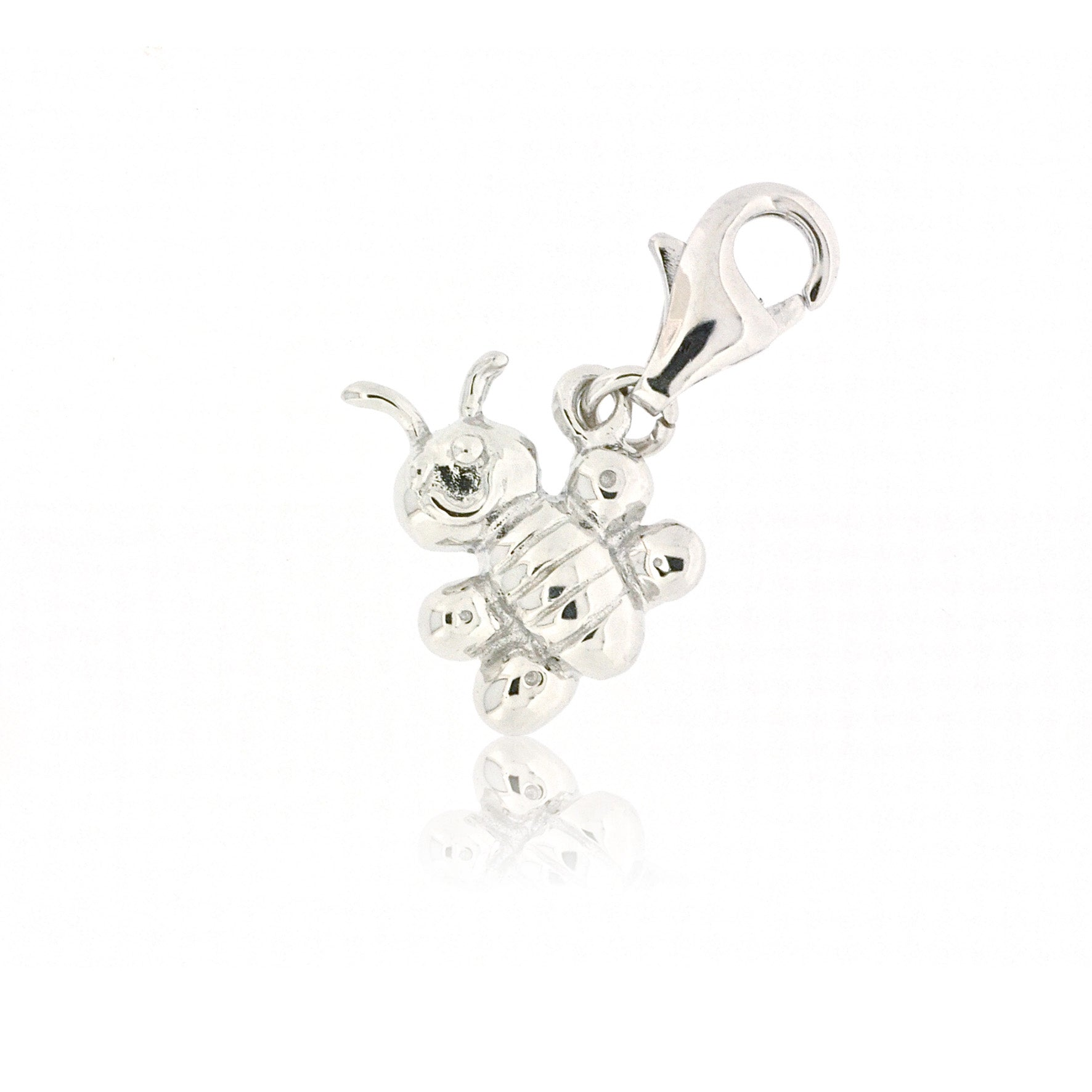 Mimi Too Character Bracelet  Charms - Sterling Silver - Bee