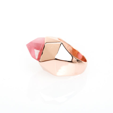 Lattice Cocktail Ring