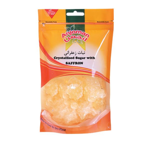 Rock Candy Saffron-250gr