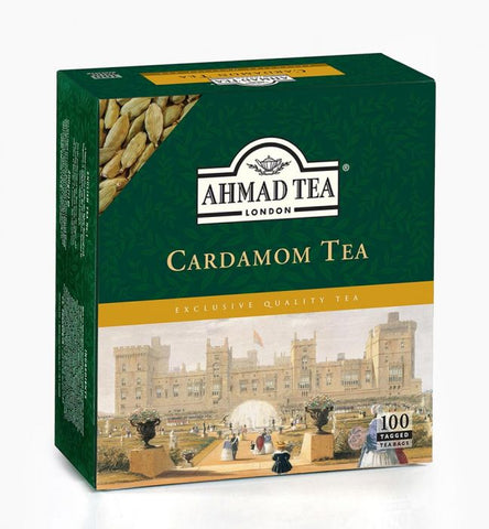 Ahmad Cardamom Tea Bag
