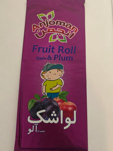 Plum Fruit Bar (لواشك آلو)⁩⁩⁩⁩