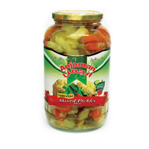 Shor Mix Vegetable  700gr - شور مخلوط⁩