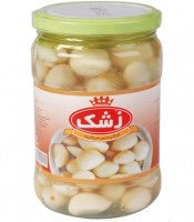 Garlic Pickles White ترشی سیر
