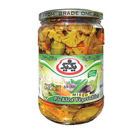 1&1 Vegetables Pickled-750gr