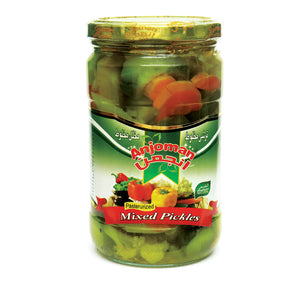 Mix Vegetable Pickle 700gr - ترشی مخلوط