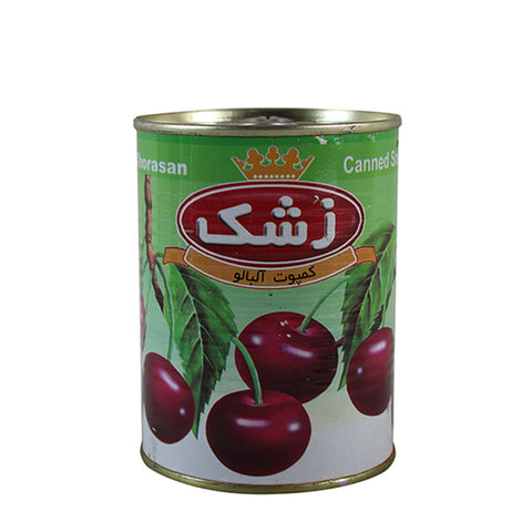 Sour Cherry Can کمپوت آلبالو⁩