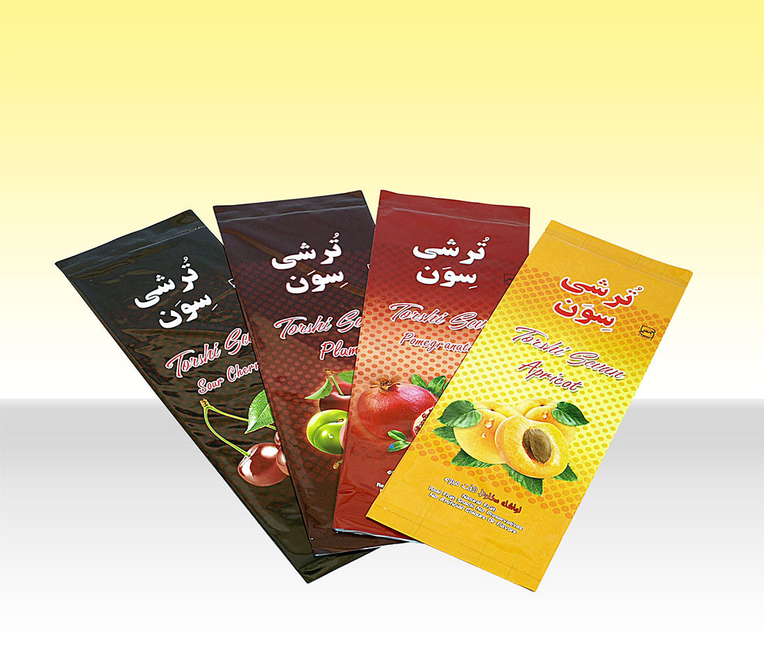Fruit Bar (لواشک زردآلو ترشى سون )⁩⁩⁩⁩