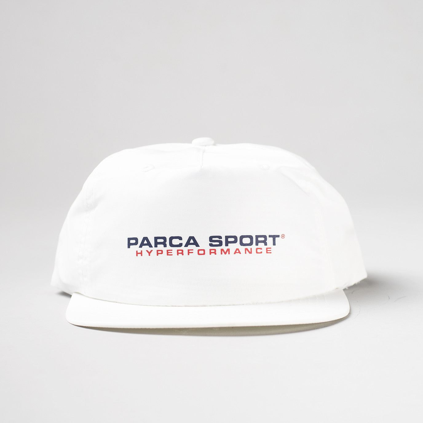 Old School Sport Snapback - White