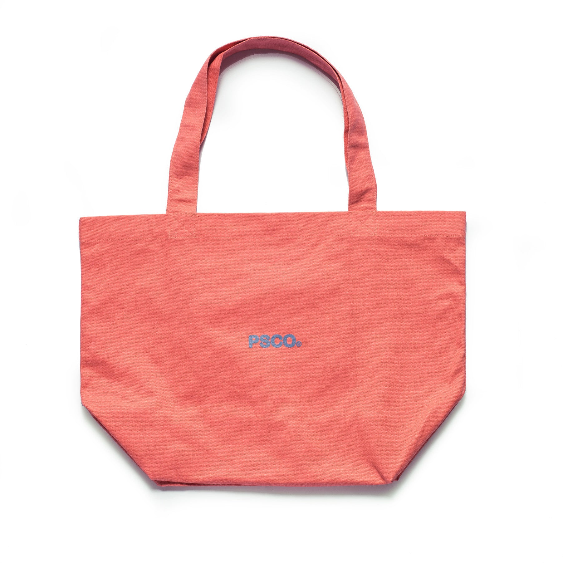 Tote Bag - Daily Supplements - Coral