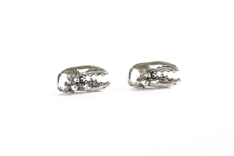 Claw Stud Earrings