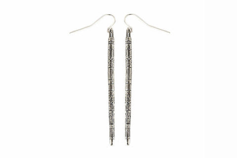 Walking Stick Earrings