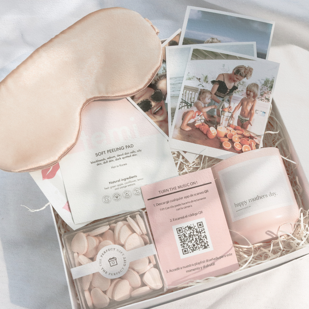 Spa for Mom Giftbox