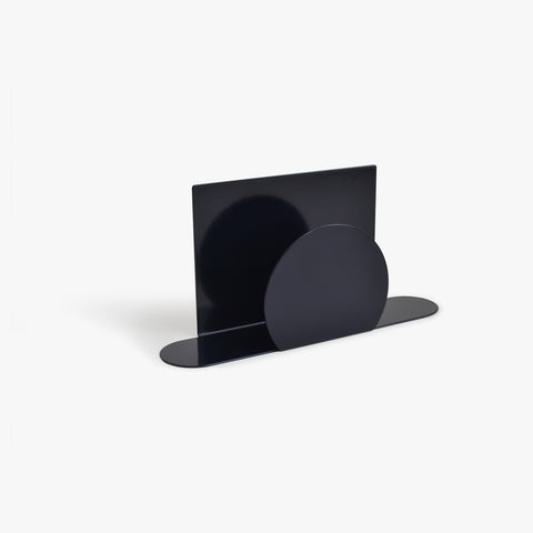 Elements letter holder - blue