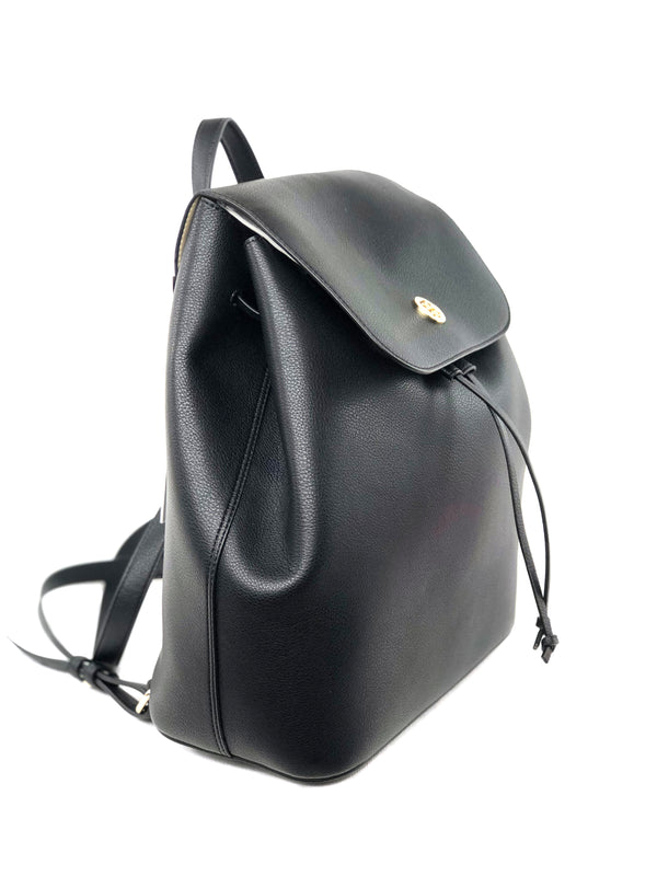 tommy hilfiger backpack musta charming tommy