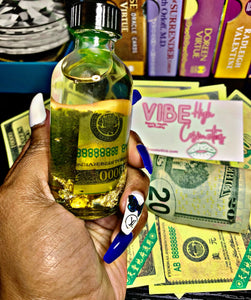 Wealthy Rich Conjure Oil (Real Money Added)