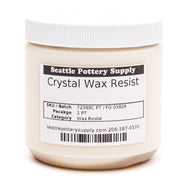 Crystal Wax Resist