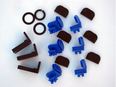 Giffin Grip - BSTK12 Blue Sliders Tuneup Kit