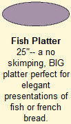 Pure & Simple Fish Platter