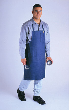 Apron - Plain Denim Apron