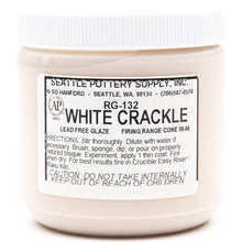RG132 - White Crackle