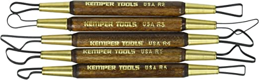 Kemper Double Ended Ribbon Tools - 6