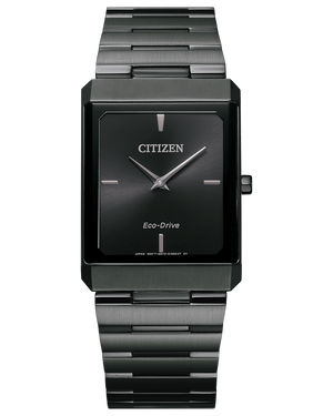 "Men's Citizen Eco Drive ""Stiletto"" wristwatch"