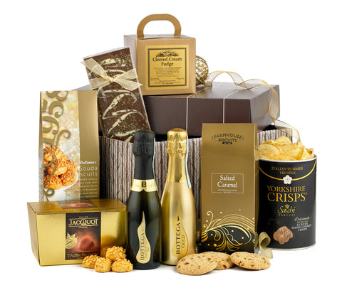 Christmas Sparkle, a luxury hamper from Spicers of Hythe