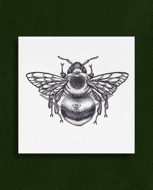 Bee Original Illustration
