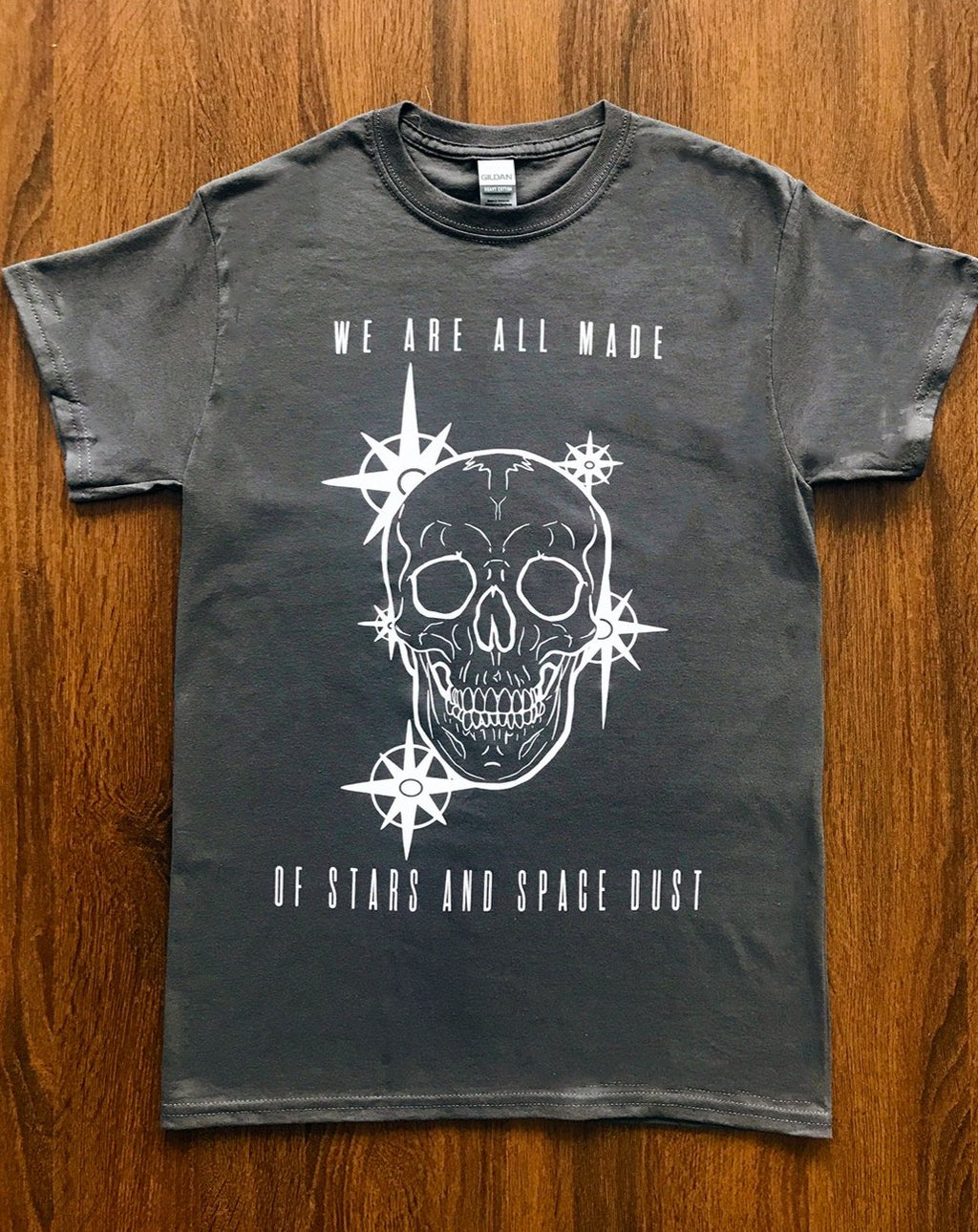 We are Made of Stars and Space Dust Tee Shirt