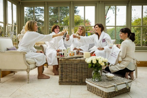 spa hen party
