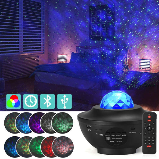 LED Night Light Projector Lamp