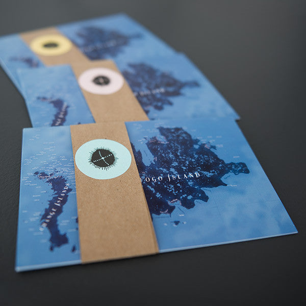 Fogo Island and Change Islands Postcards (Set of 3)