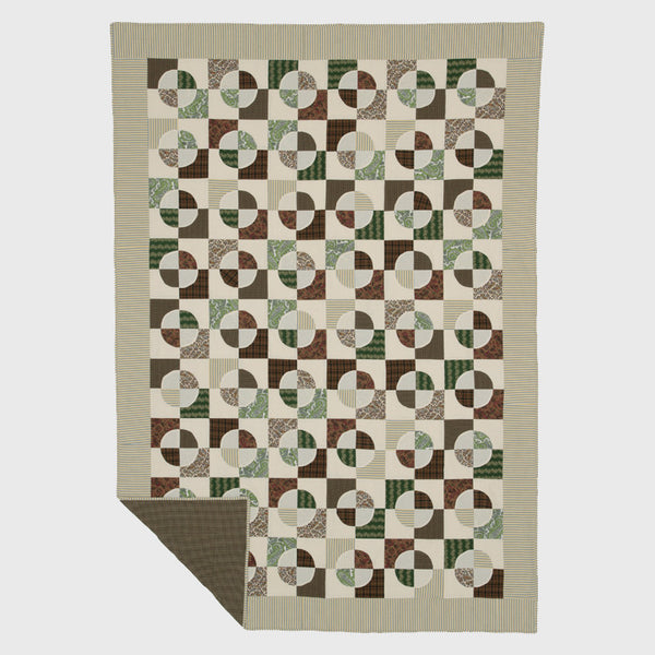 Rob Peter to Pay Paul Heritage Quilt