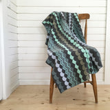 Donna Wilson Shingle Throw Blanket