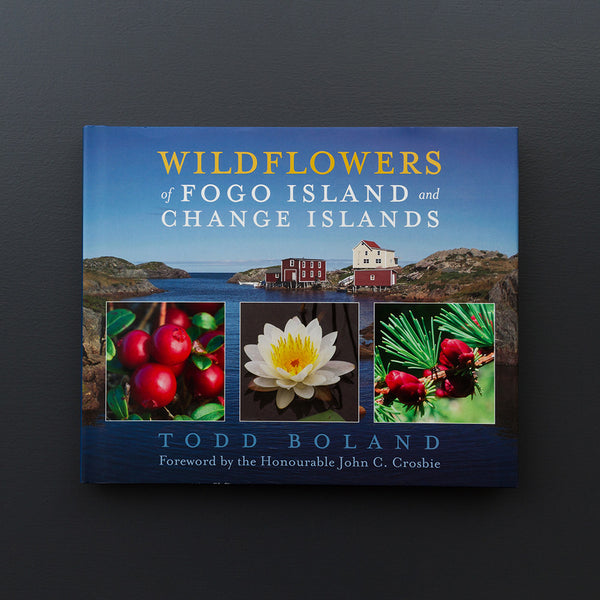 Wildflowers of Fogo Island and Change Islands