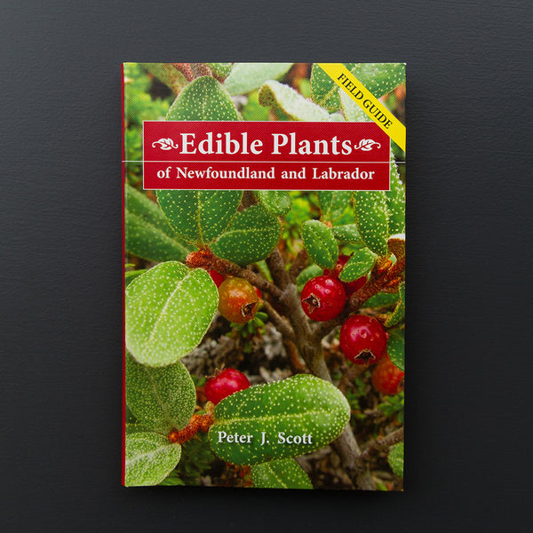 Edible Plants of Newfoundland and Labrador