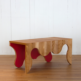 Dog Rose Coffee Table