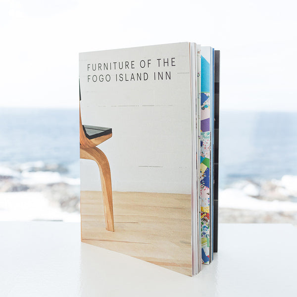 Furniture of the Fogo Island Inn