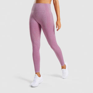 High-waisted Anti-Cellulite Leggings- Tummy Control