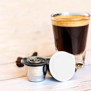 Reusable Capsule for Nespresso