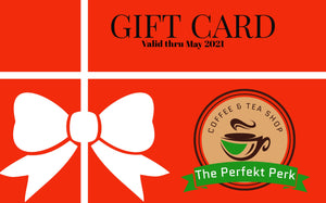 The Perfekt Perk Gift Card - The Perfekt Perk